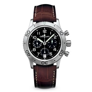 Breguet Watches - Type XX Transatlantique Fly-Back Chronograph 39.5mm - Steel